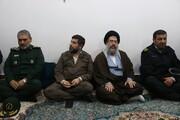 جزئیات دیدار استاندار خوزستان با خانواده شهدای امنیت