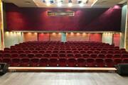 اصفهان سالن حرفهای تئاتر ندارد
