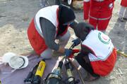 دوره تخصصی نجات حوادث جادهای برای نجاتگران هلال احمر البرز برگزار شد
