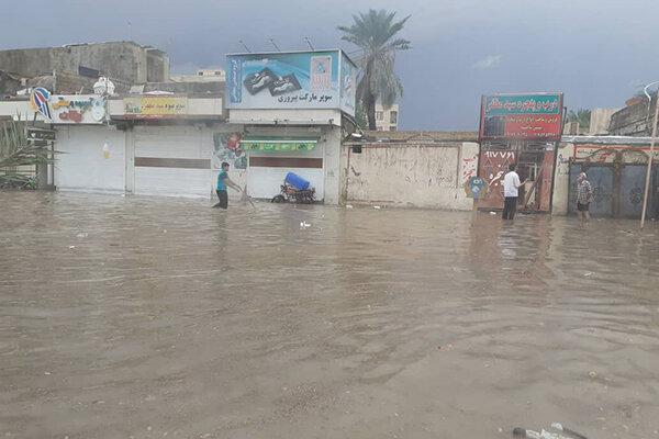 سیلاب هرمزگان
