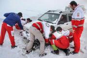 آغاز طرح زمستانی هلال احمر از ۲۰ آذر در جادههای کرمانشاه