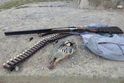 شکارچیهای پرندگان وحشی در پارک ملی دز دستگیر شدند