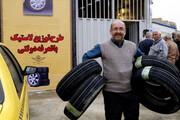 توزیع ۴۱ هزار حلقه لاستیک خودرو با تعرفه دولتی