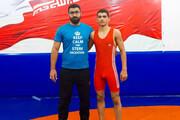 کشتیگیر نونهال دهدشتی به اردوی تیم ملی دعوت شد