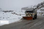 ۳۵ میلیارد ریال هزینه تعمیر ماشینآلات راهداری کردستان