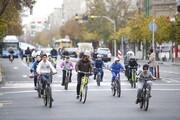 همشهری TV | دوچرخهسواری رایگان ویژه بانوان