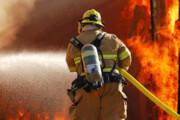آتش گرفتن منزل شهروند دهلرانی در اثر نشت بخاری نفتی