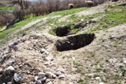 دو حفار غیر مجاز در نیشابور دستگیر شدند