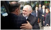 تصاویر استاد ایرانی زندانی در آمریکا پس از آزادی | ایران هم شهروند آمریکایی را آزاد کرد