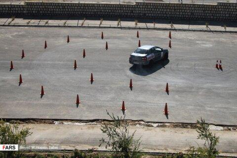 مسابقات اتومبیلرانی قهرمانی کشور در شیراز