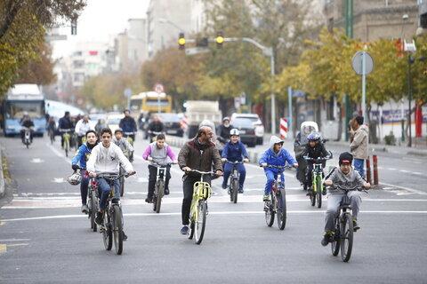 همایش دوچرخه سواری