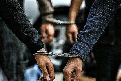باند سارقان خودرو در اهواز دستگیر شدند