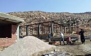 پایان سال؛ اتمام عملیات بازسازی واحدهای سیلزده در لرستان