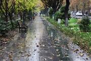 ورودسامانه بارشی به تهران | زمان بارندگی در پایتخت