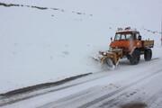 ۴۸ راه روستایی استان کرمانشاه مسدود شد