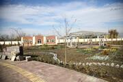 احداث ۱۷ پروژه فضای سبز در محلات محروم کرج