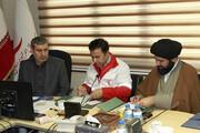 مساجد استان تهران پشتیبان فعالیتهای جمعیت هلال احمر خواهند شد