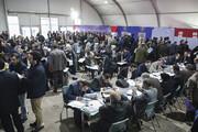 ثبت نام ۴۳۰ نفر در همدان برای رسیدن به ۹ صندلی در بهارستان