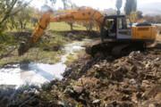 آسیبپذیری یکهزار کیلومتر از مسیر رودخانههای مازندران