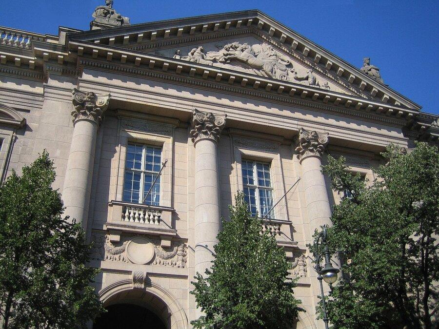 كتابخانه ملي برلين