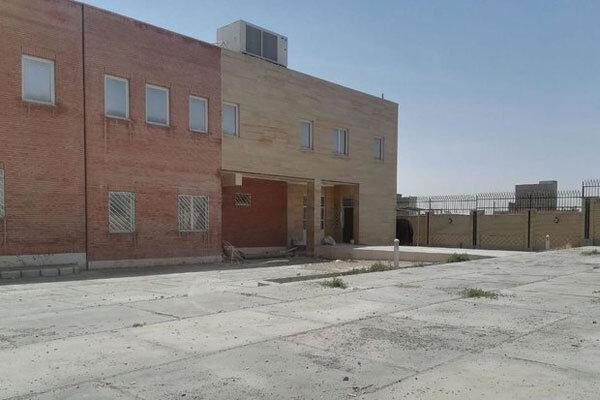 ساختمان پزشکی قانونی