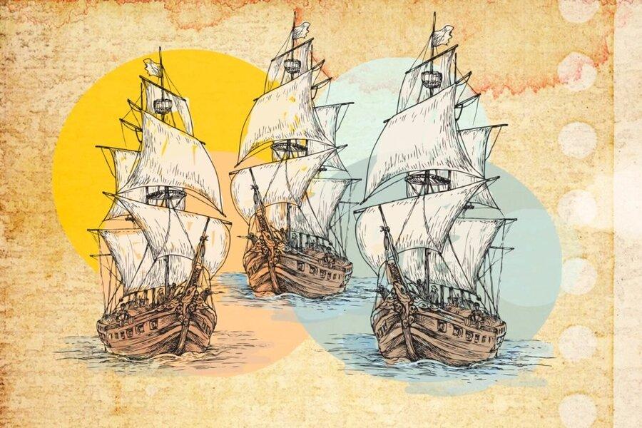 کشتی - کریستف کلمب