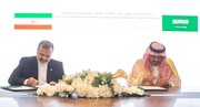 تفاهمنامه حج تمتع ۹۹ امضا شد | پاسخ وزیر حج عربستان درباره حقوق شهدای منا