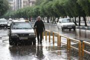 پیشبینی بارش پراکنده در کهگیلویه و بویراحمد