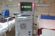 بهرهبرداری از مرکز دیالیز بیمارستان خنداب