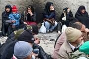 ۲۰ هزار معتاد متجاهر در تهران | ۱۰ درصد زن هستند