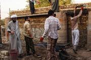احداث منازل سیلزدگان در «شعیبیه» تا پایان سال جاری پایان مییابد