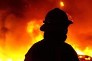 نجات جان ۲ شهروند کرمانی از دل آتش