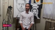 همشهری TV | خلق نقاشی با ابزار عجیب و غریب