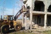 جلوگیری از ۹۴۰ مورد ساخت و ساز غیر مجاز