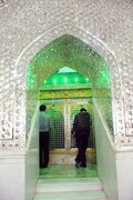 امامزاده ای در محله بالادژ شمیران