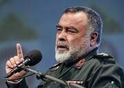 مشاور فرمانده سپاه: دستانمان روی ماشه است | رژیم صهیونیستی مرتکب خطا شود «تلآویو» را با خاک یکسان میکنیم