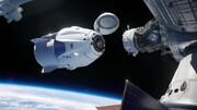 سفینه دراگون «موشهای قدرتمند»، کرمها و  روبات «سیمون» را به ایستگاه فضایی رساند