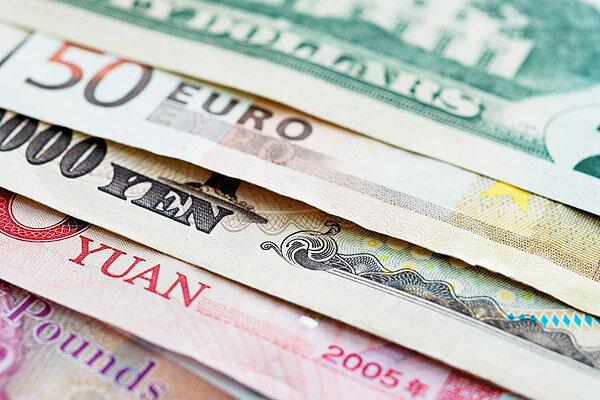دوشنبه ۱۸ آذر | جزئیات نرخ رسمی ۴۷ ارز؛ افزایش قیمت پوند و کاهش یورو