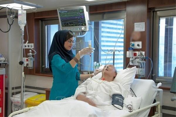 بيمار ICU