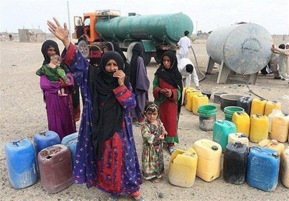 کم آبی در سیستان و بلوچستان