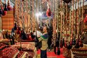 بیست و دومین دوره نمایشگاه فرش دستباف اصفهان