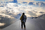 کوهنورد خراسان شمالی آناپورنا و کانچن چونگا را فتح میکند