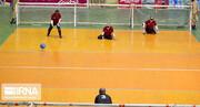 تیم گلبال مردان ایران نایبقهرمان آسیا شد