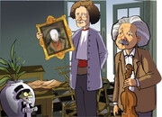 دانشمندی بدون چهره!