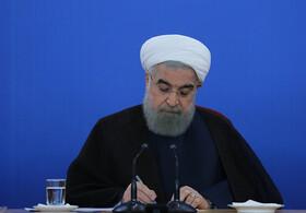 دستور رئیس جمهوری به استانداران برای سرکشی به آسیبدیدگان آبان ۹۸