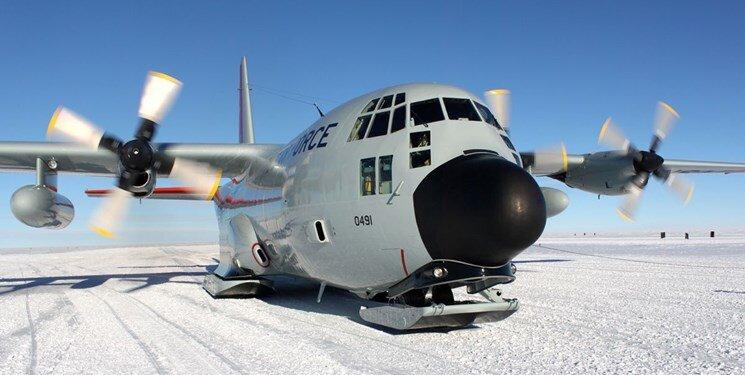 هواپیمای هرکولس شیلی