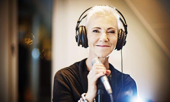 مری فردریکسن خواننده سوئدی
