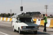 ممنوعیت وانتبارها برای تردد بین شهری در فارس