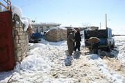 سوخترسانی بدون وقفه به مناطق سردسیر کرمانشاه