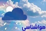 خودنمایی زمستان در بهار قزوین